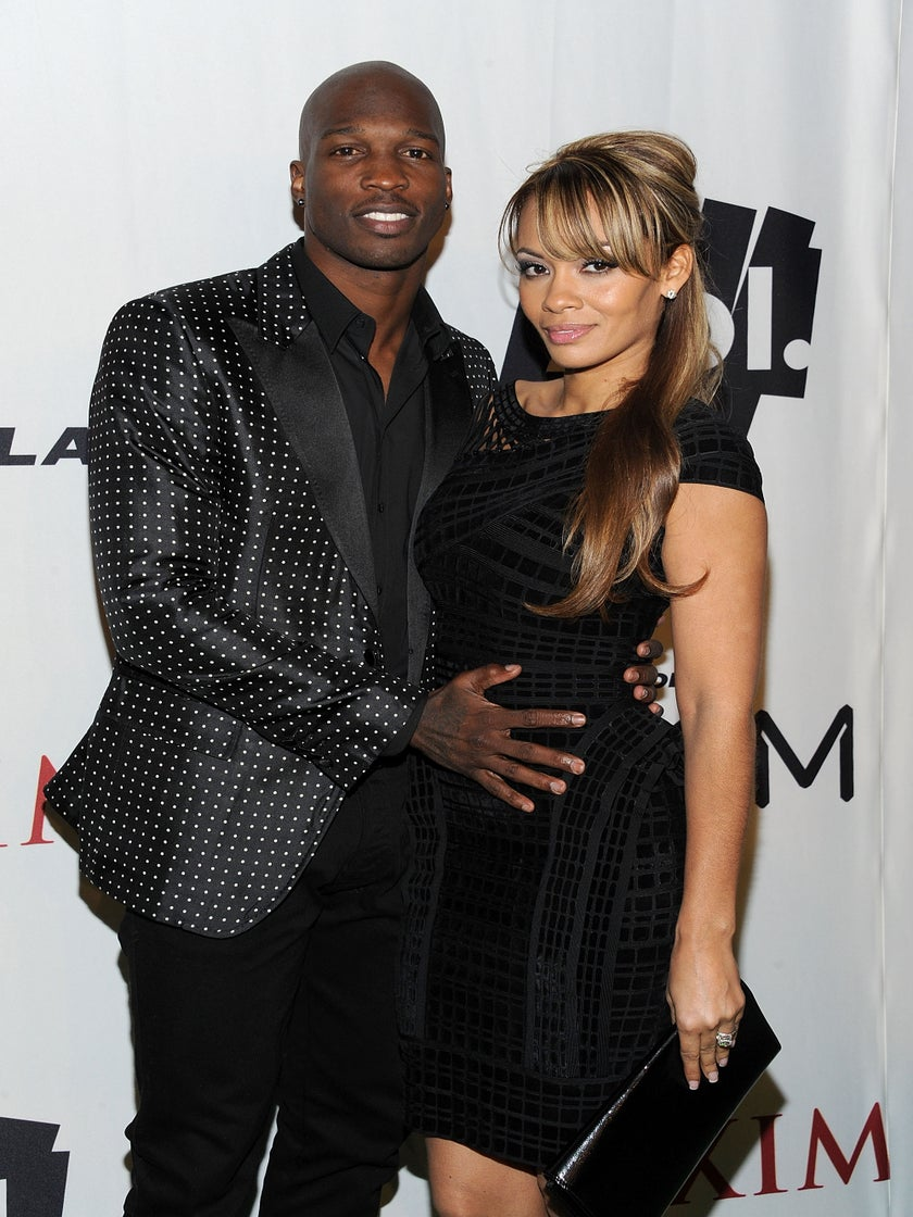 Evelyn Lozada Files for Divorce from Chad Johnson