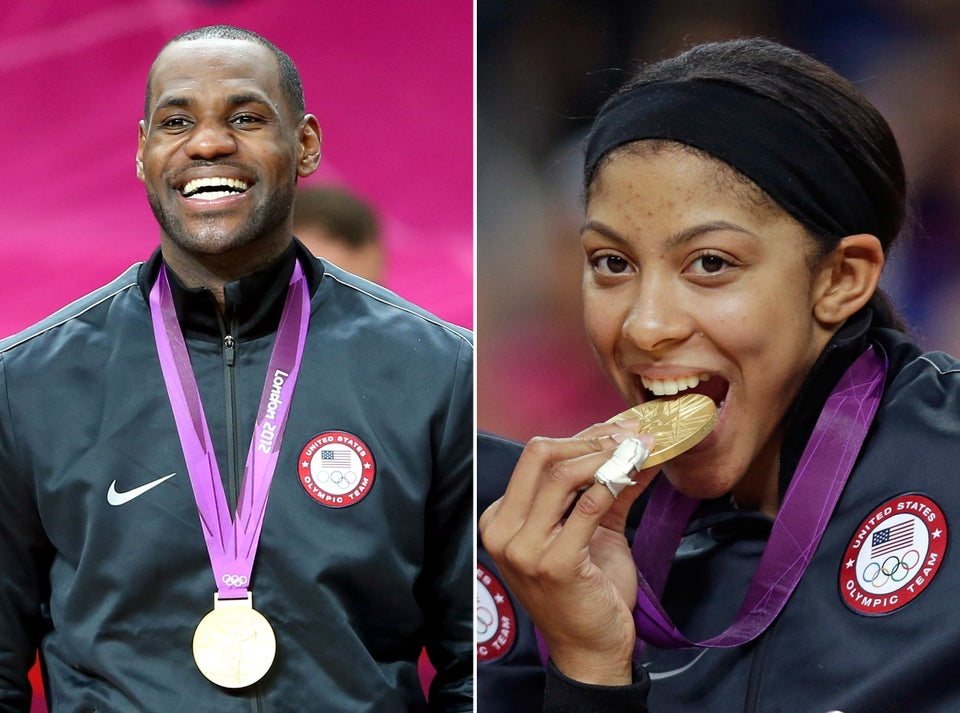 U.S. Men's and Women's Basketball Teams Score Gold
