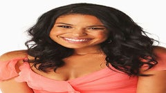 Hairstyle File: 'Sparkle' Star Jordin Sparks