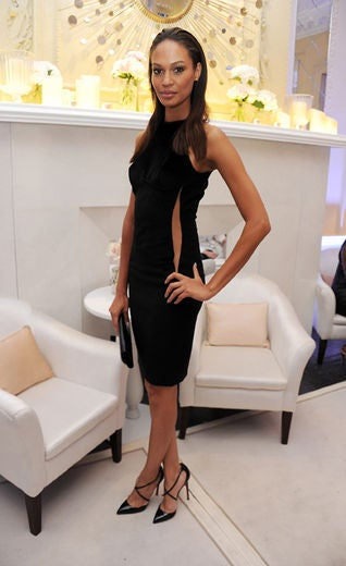 Joan Smalls Ranked World's Top Supermodel