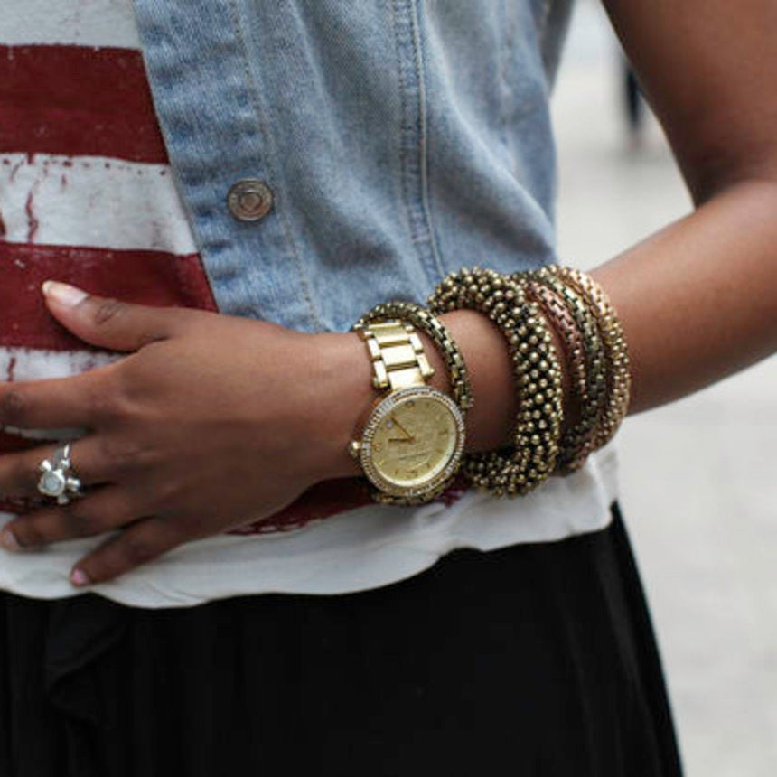 Accessories Street Style: Watch This