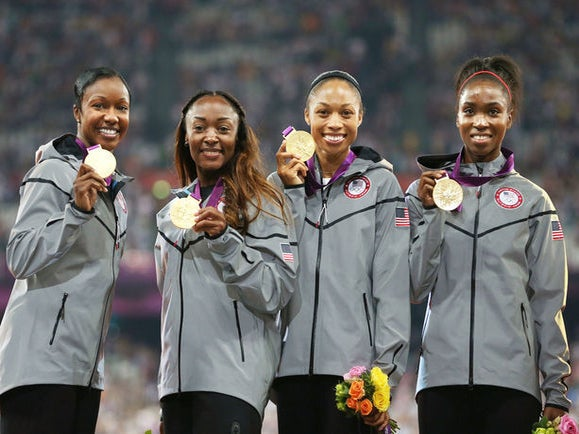 Olympics 2012: Gold, Silver and Bronze Are the New Black