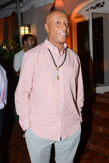 Coffee Talk: Russell Simmons Relaunches Clothing Line