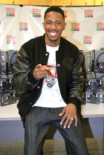 Nick Cannon Wants His Kids to 'Help Others'