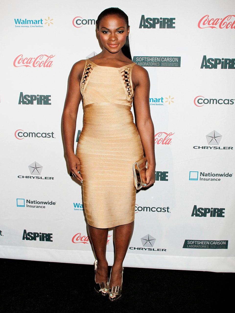 EXCLUSIVE: Tika Sumpter on 'Sparkle' & Working with Whitney Houston
