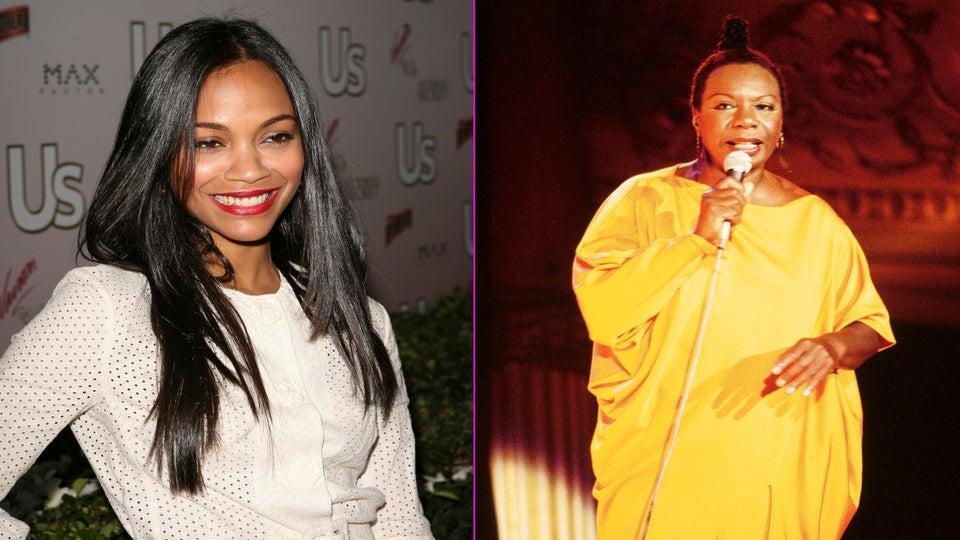 Zoe Saldana Replaces Mary J. Blige in Nina Simone Biopic