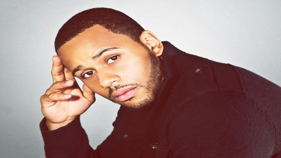Eye Candy: New R&B Artist Vaughn Anthony