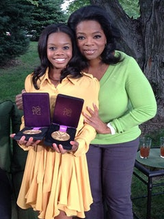 Must-See: Olympic Gold Medalist Gabrielle Douglas on 'Oprah's Next Chapter'