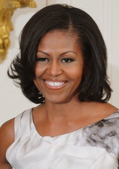 Hairstyle File: Michelle Obama's Beautiful Bob
