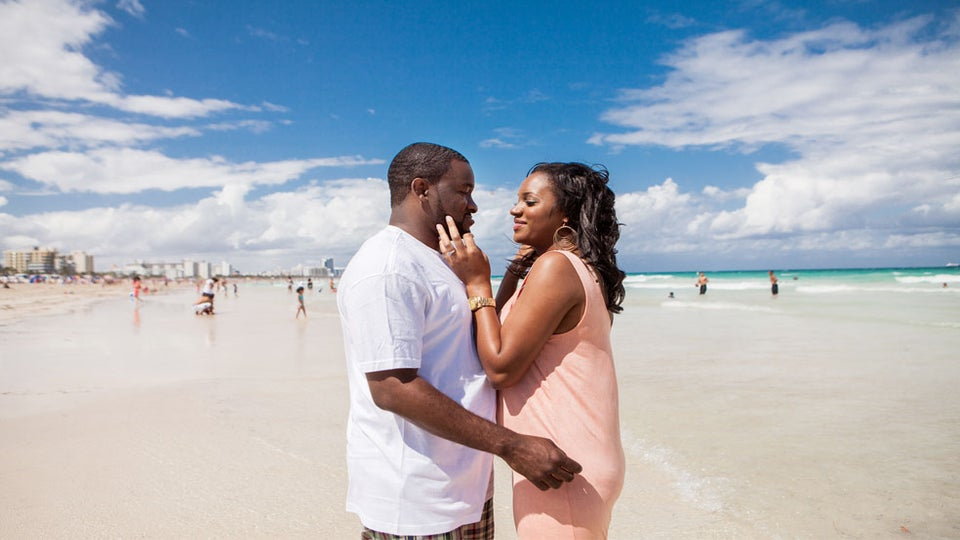 Just Engaged: Whitney and Errol