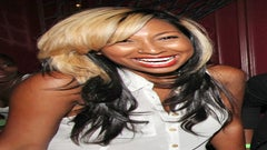 Hot Hair: Melanie Fiona Dishes on Her New Platinum Blonde Hair Color