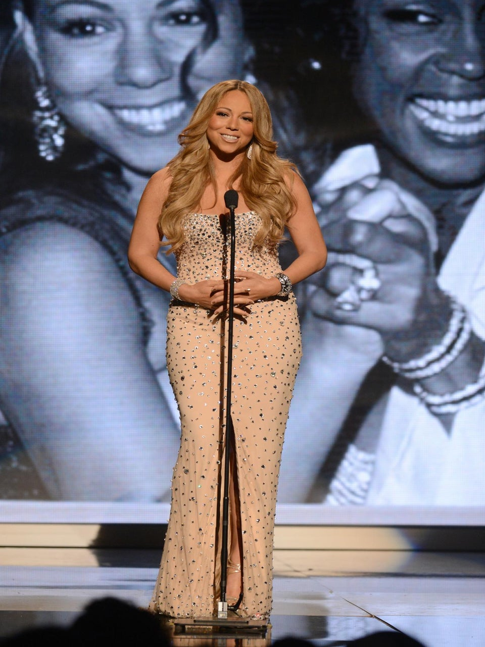 Must-See: Mariah Carey Dazzles in 'Triumphant' Music Video