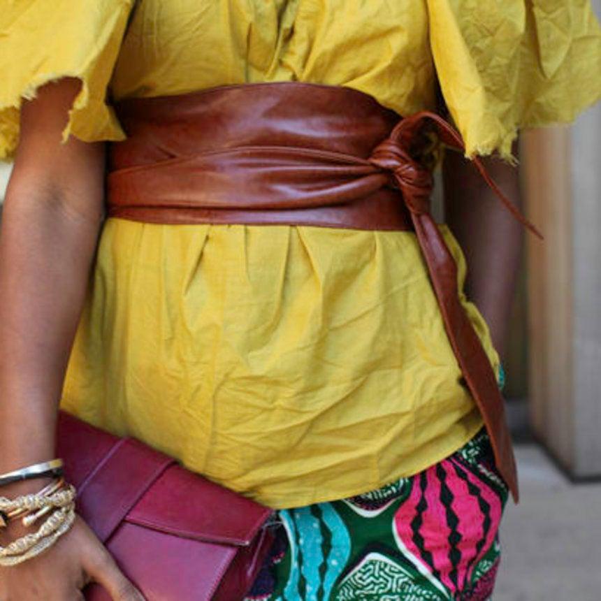 Accessories Street Style: Belt It!