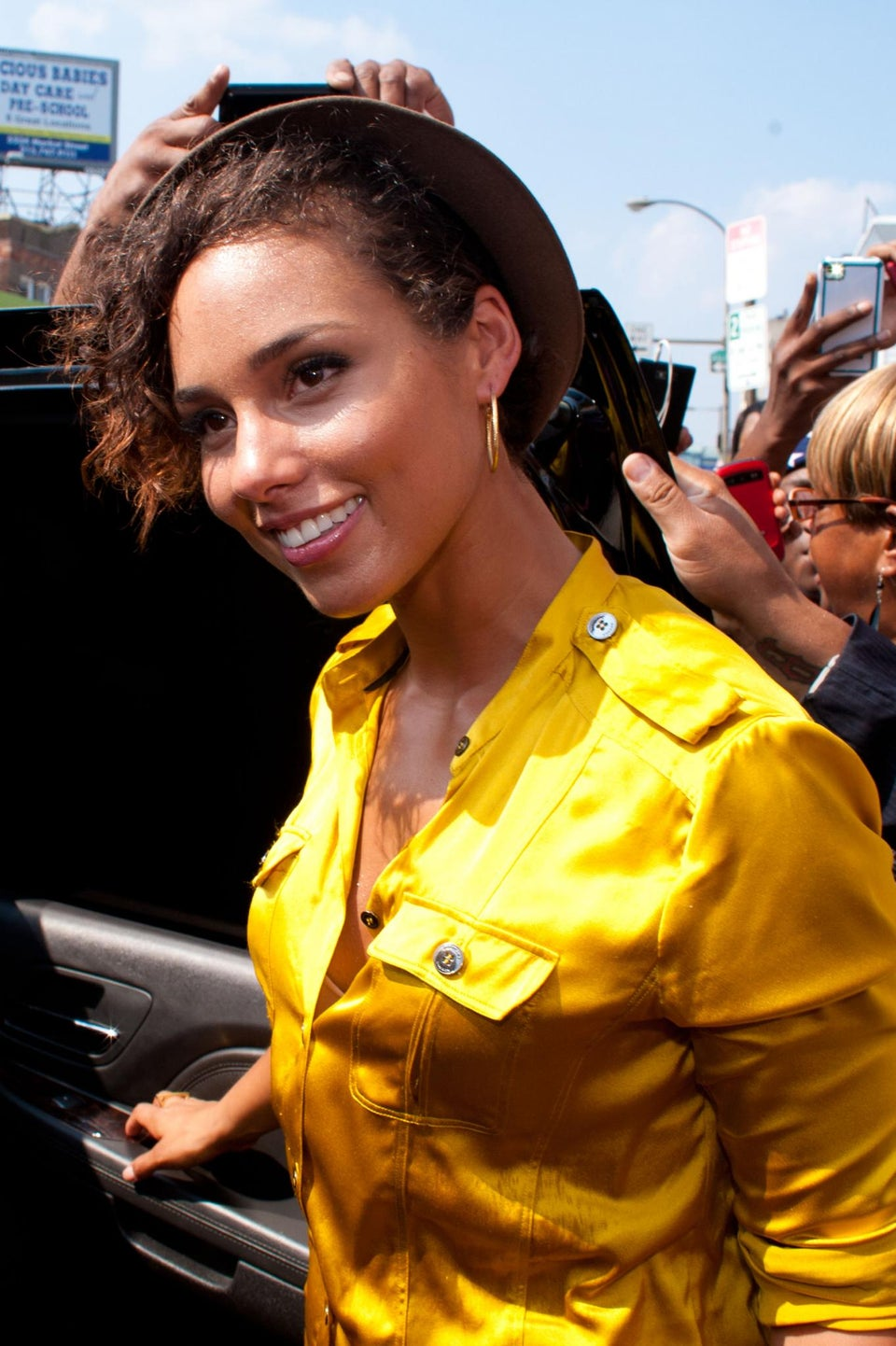 Will Alicia Keys' Son Appear on Her New Album?