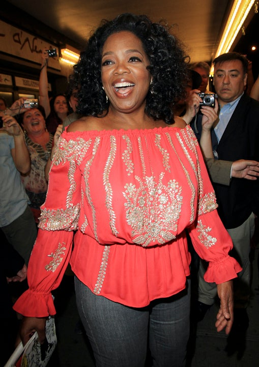Oprah Named Highest Paid Celebrity by Forbes