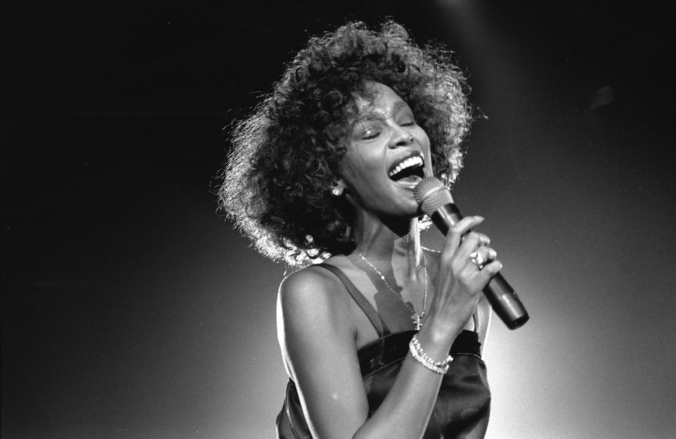 Whitney Houston's Estate to Publish Tribute Book with Essays