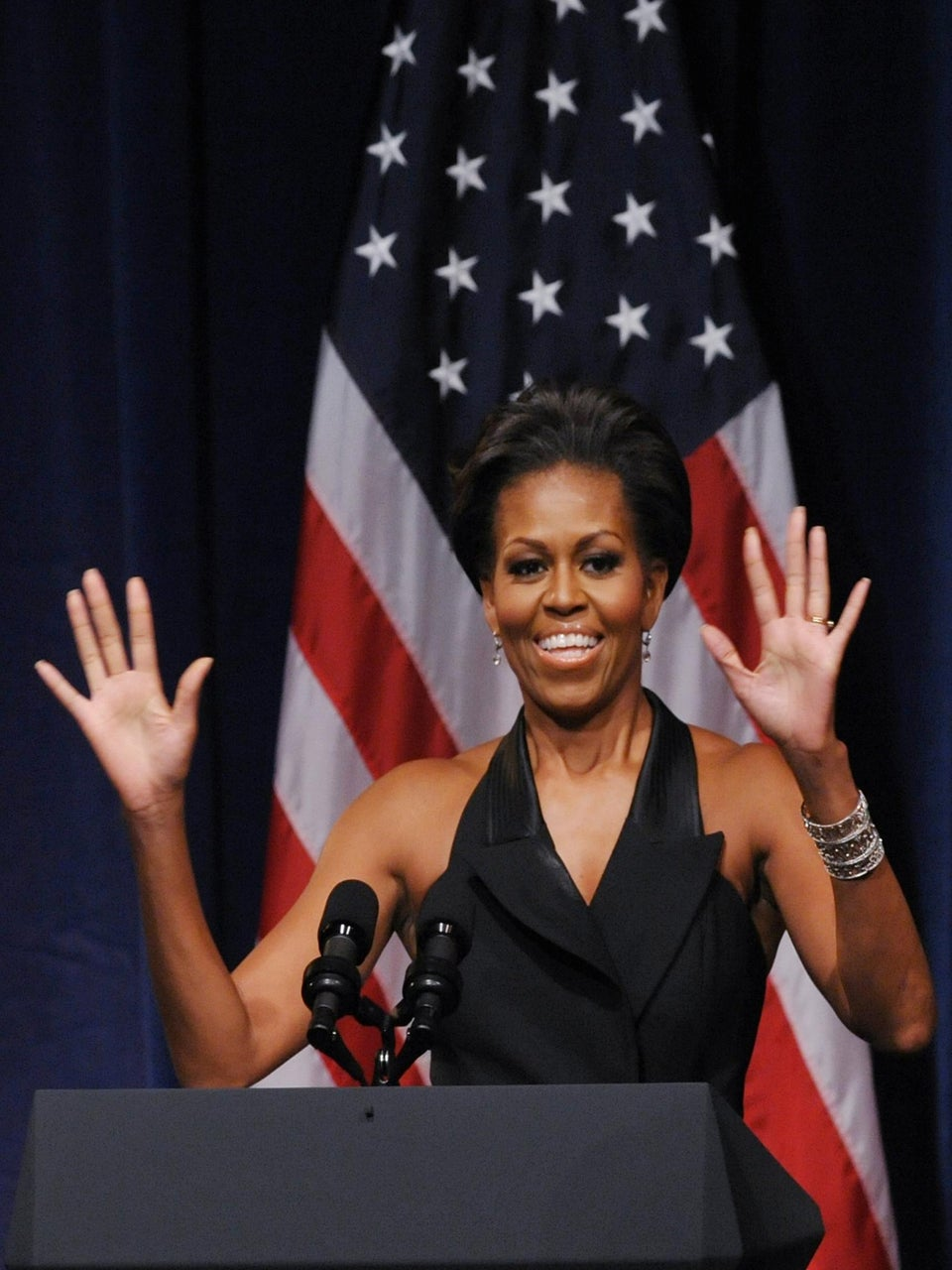 First Lady Michelle Obama on How She Finds 'Me-Time'