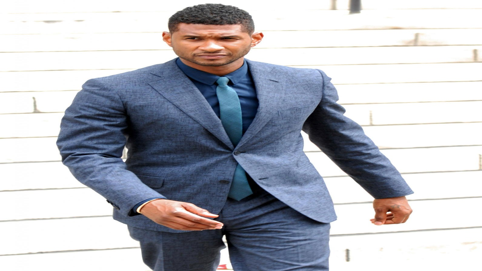 Usher Moves to Ban Tameka Raymond's Custody Appeal