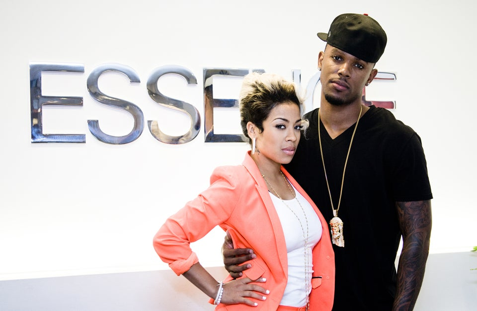 Coffee Talk Video: Keyshia Cole Discusses Her New Album, Marriage and Looking Up to Mary J. Blige