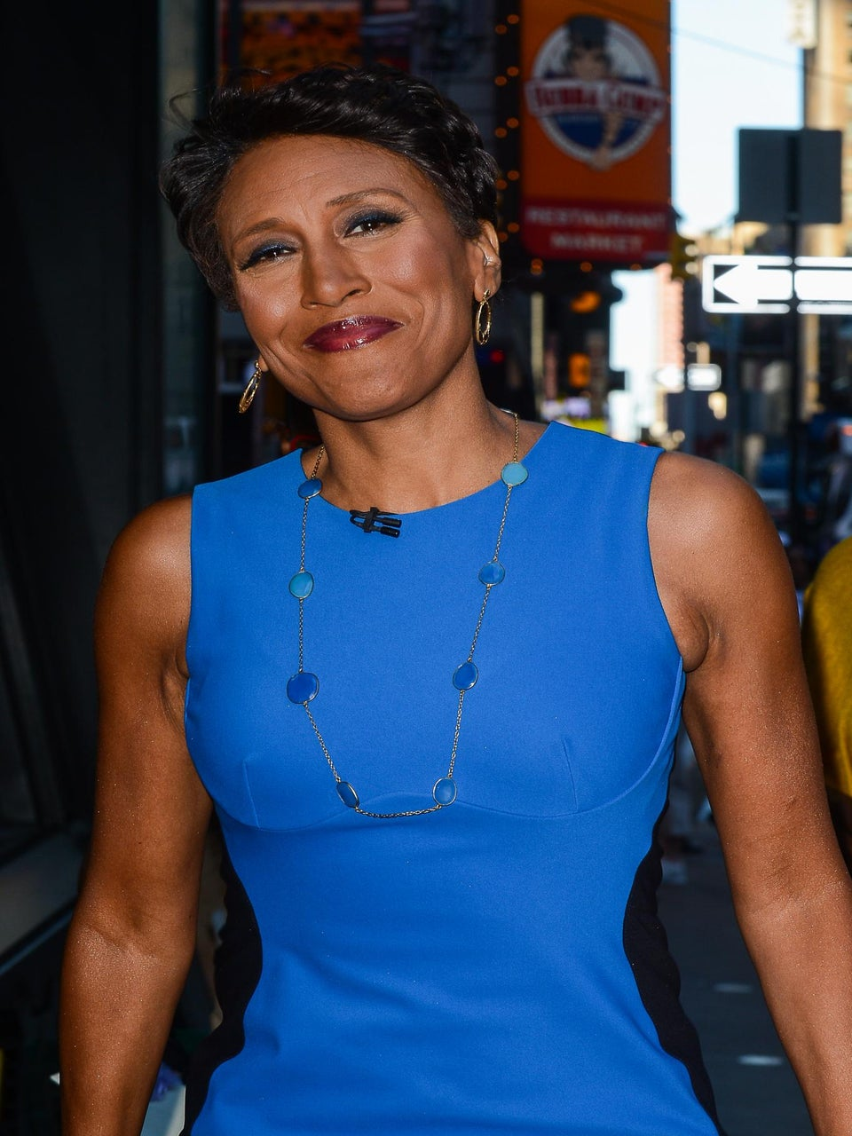 Coffee Talk: Robin Roberts Pushes Up 'Good Morning America' Exit Date