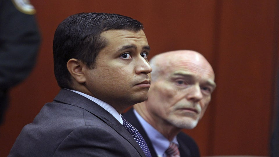 Judge Denies Request for Gag Order in George Zimmerman Case