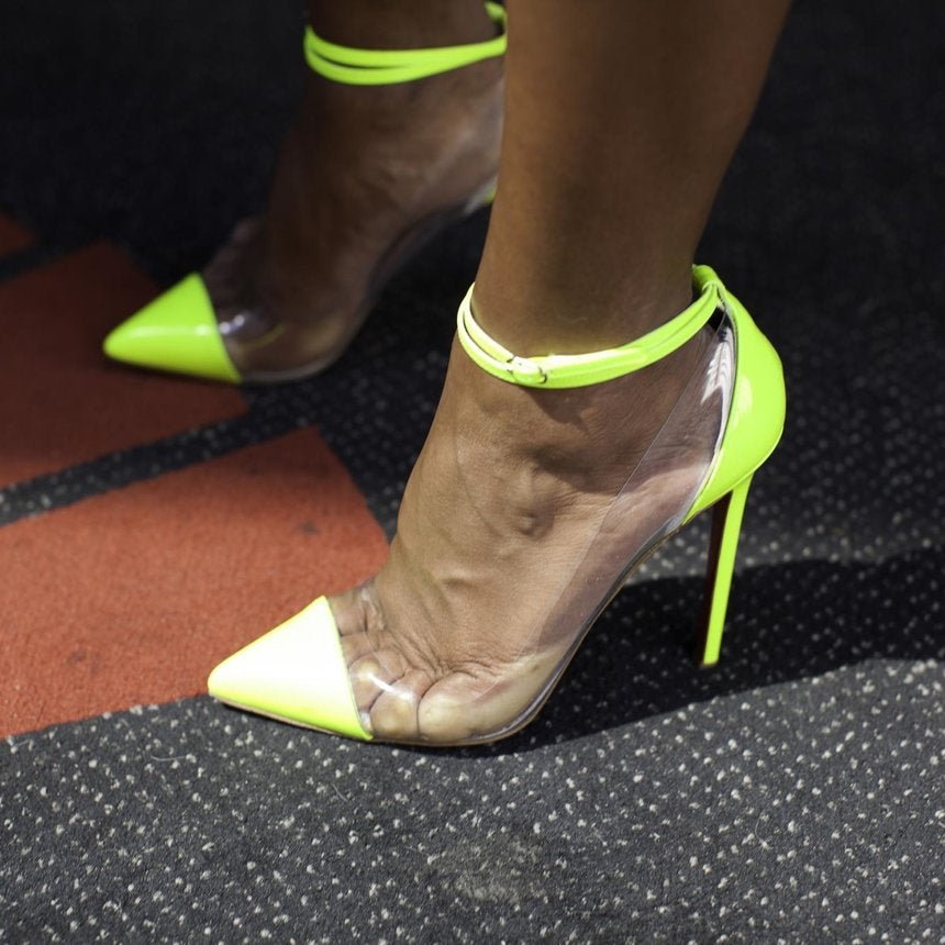 Accessories Street Style: Fly High-Heels