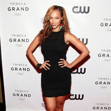 Tyra Banks Is Excited to Bring Men to Top Model