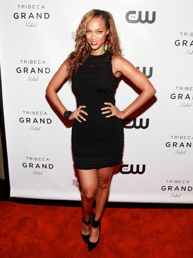 Tyra Banks Is Excited to Bring Men to <i>Top Model</i>