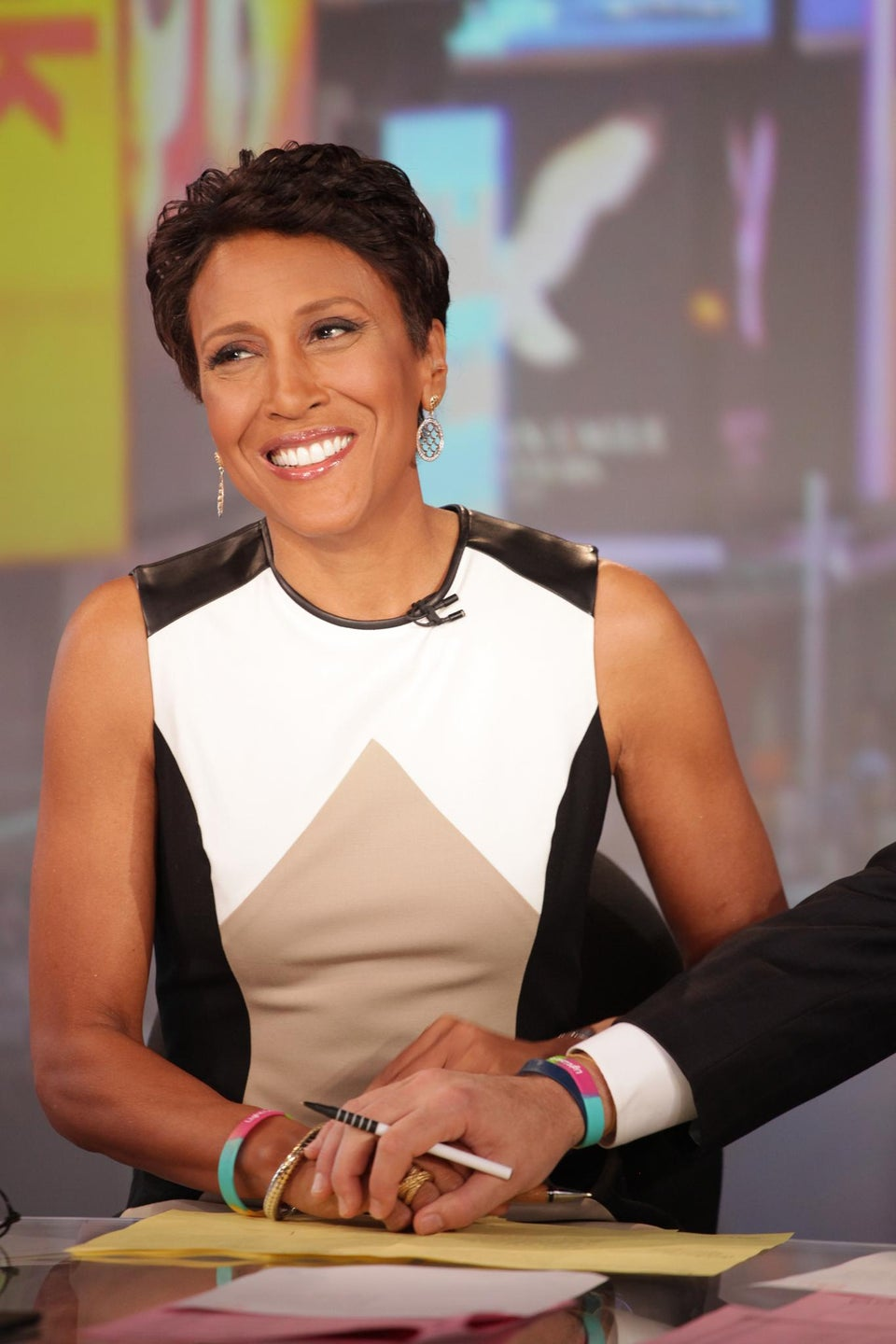 Robin Roberts Back Home and Ready for Transplant