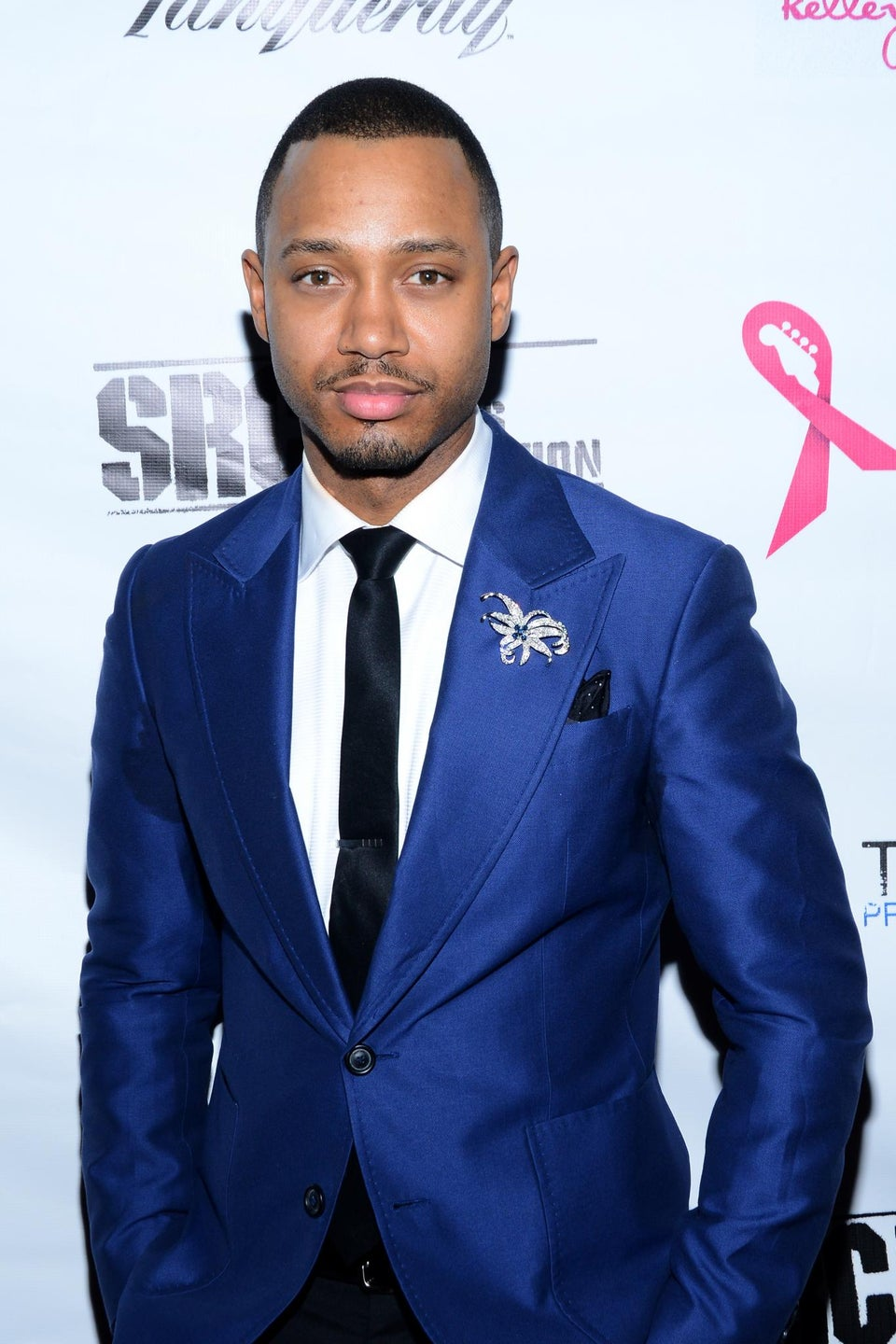 Coffee Talk: Terrence J Lands a Book Deal
