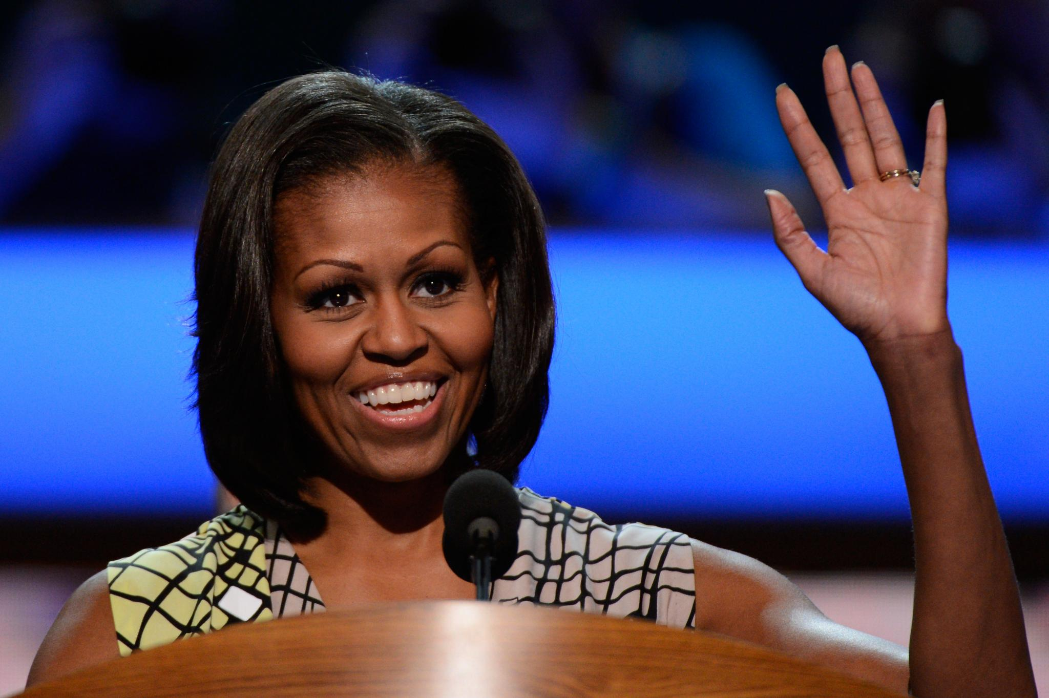 Preview: Michelle Obama's DNC Speech