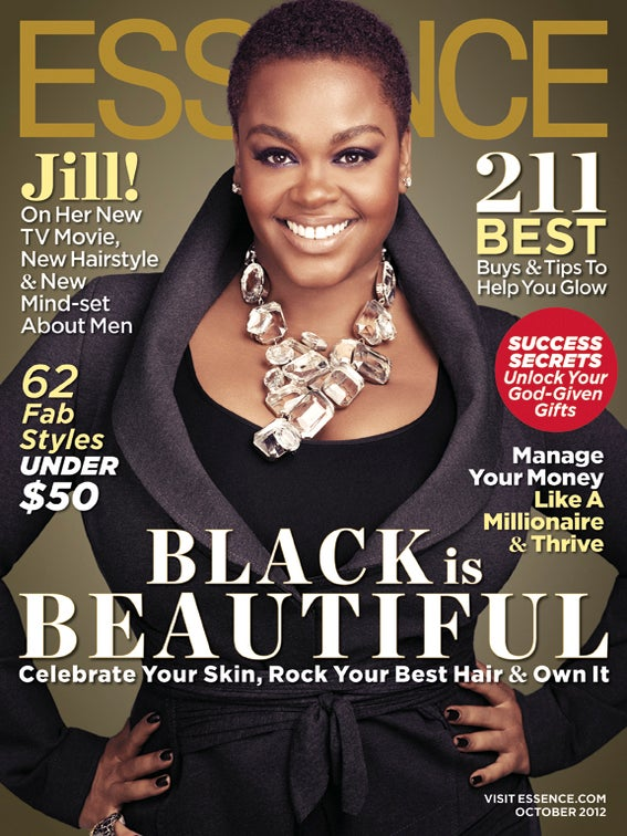 Jill Scott Graces the October Issue of ESSENCE