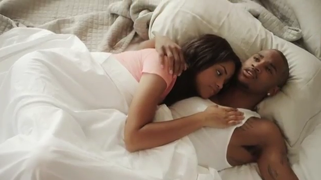 Must-See: Watch Trey Songz's 'Simply Amazing' Video