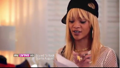 Must-See: Rihanna Launches New Fashion Reality Show