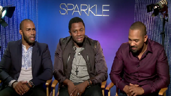 Must-See: 'Sparkle' Cast Sings Birthday Melody to Whitney Houston