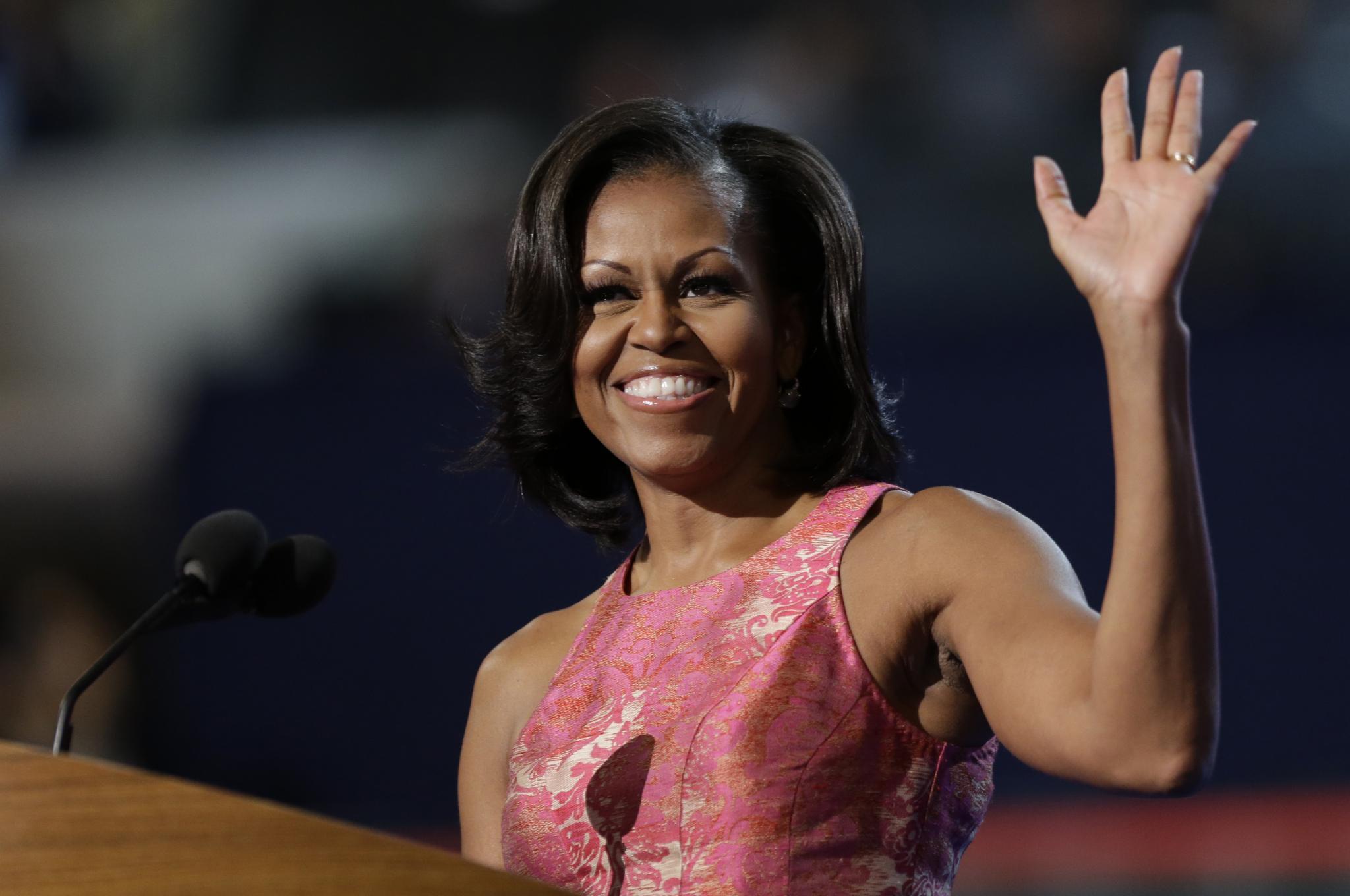 Must-See: Watch Michelle Obama's Inspiring DNC Speech