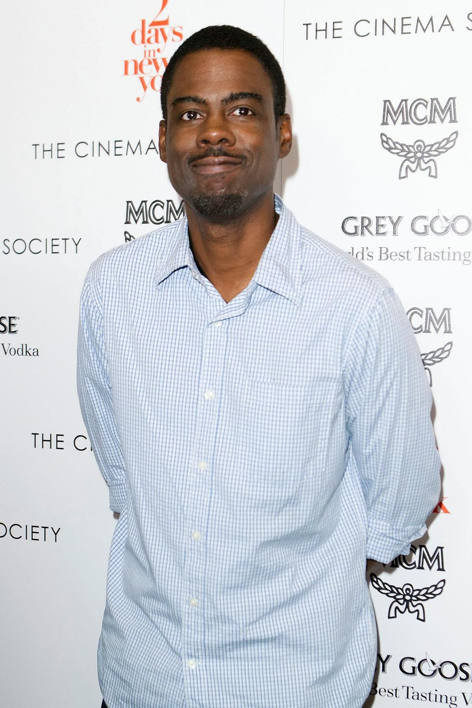 Chris Rock Joins Cast of 'Real Husbands of Hollywood'