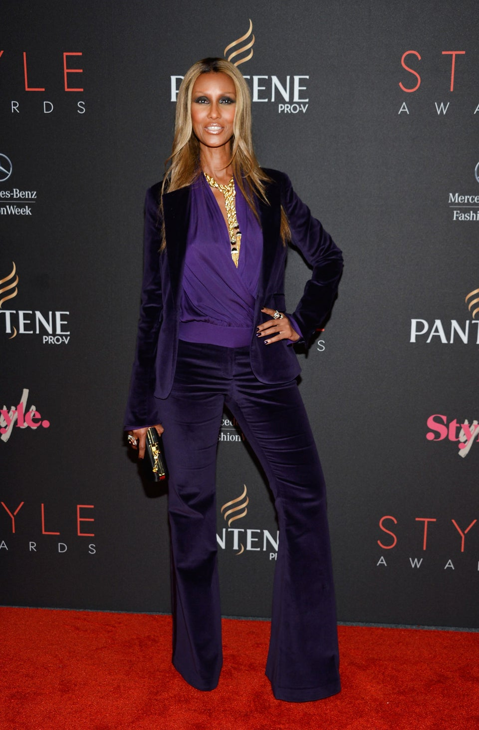 Iman Merges Travel, Fashion and Beauty With New Website
