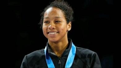 Coffee Talk Video: Olympic Swimmer Lia Neal Talks Winning Bronze