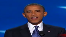 Must-See: Watch President Obama's Democratic National Convention Speech