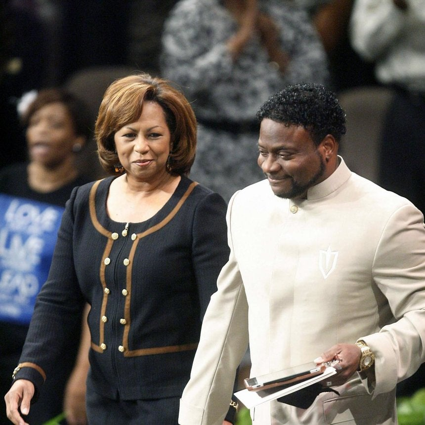 Real Talk: Eddie Long's Wife Speaks... But Do You Get It?