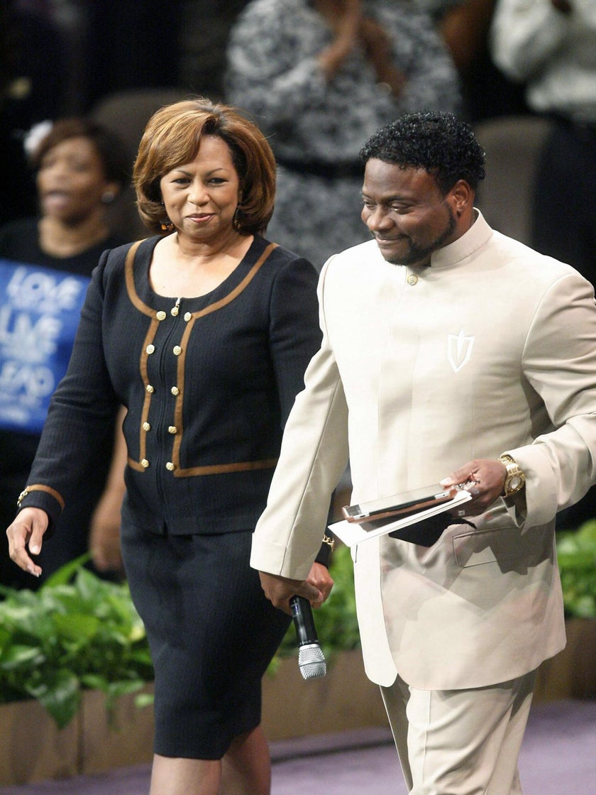 Real Talk: Eddie Long's Wife Speaks… But Do You Get It?