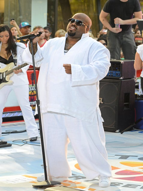 Coffee Talk: Cee-Lo Green Lands Sitcom Deal with NBC