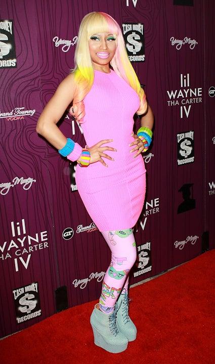 Nicki Minaj Confirmed to Judge <i>American Idol</i>