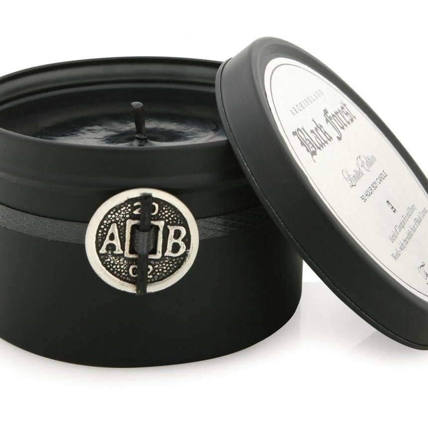 We Tried It: Archipelago's Black Forest Candles