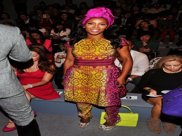 Star Gazing: New York Fashion Week Spring 2013