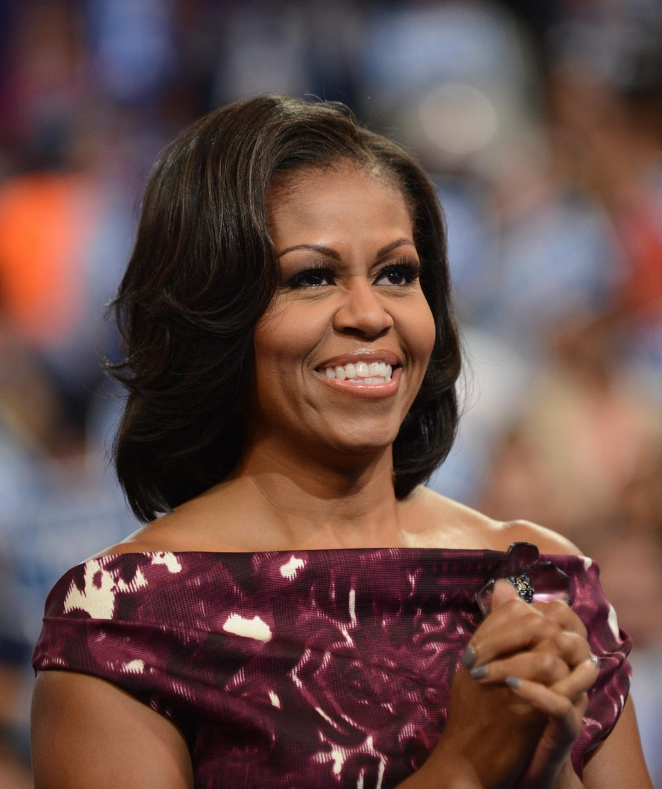 Must-See: Michelle Obama Talks About Her First Kiss With President Obama