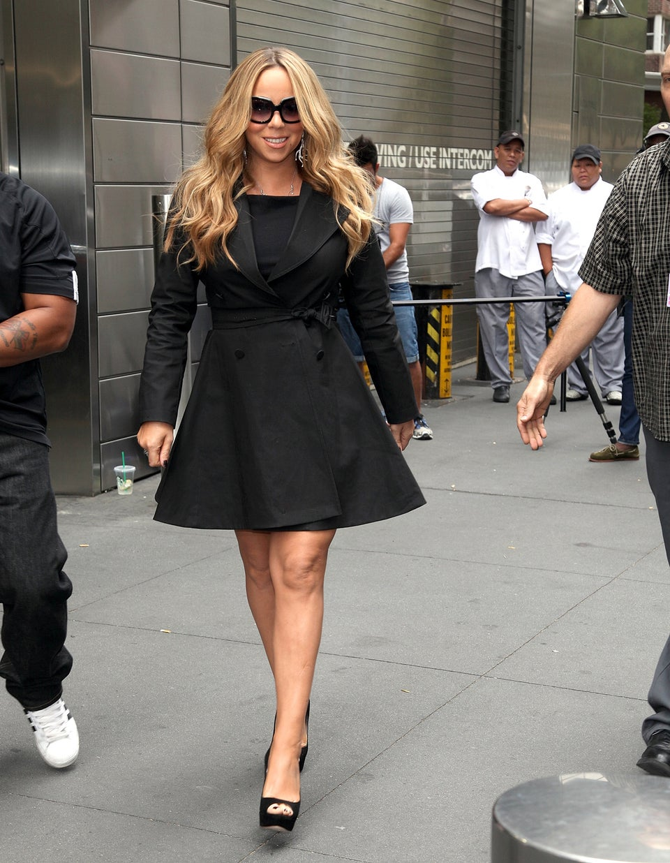 Mariah Carey Describes Her Judging Style as Honest and Constructive