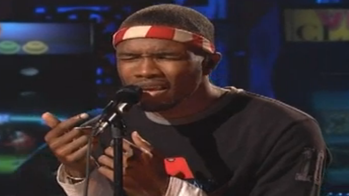 Must-See: Frank Ocean Sings 'Thinkin Bout You' on <i>Saturday Night Live</i>