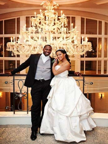 Bridal Bliss: Tinique and Bill